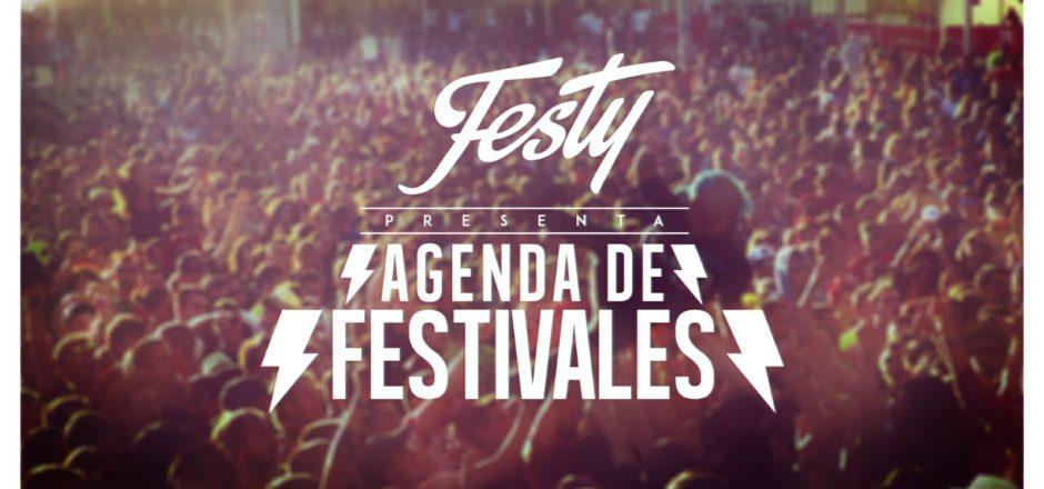 Agenda de Festivales – marzo 2017