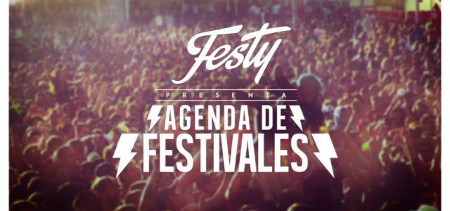 Agenda de festivales – marzo 2016