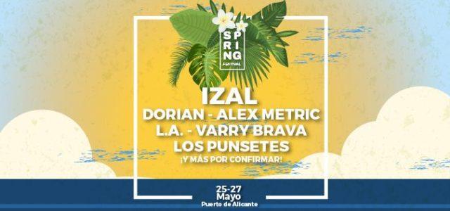 Alicante Spring Festival 2018 ¿Conoces a los artistas y como suenan?