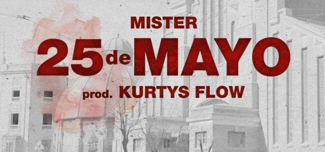 Mister pone voz a los que la perdieron el 25 de Mayo de 1938