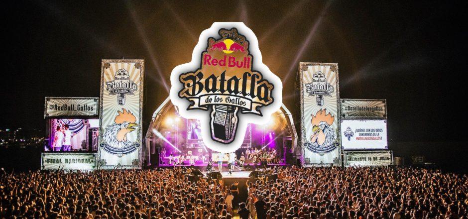 Semifinal de la Red Bull Batallas de gallos de la Nacional 2019