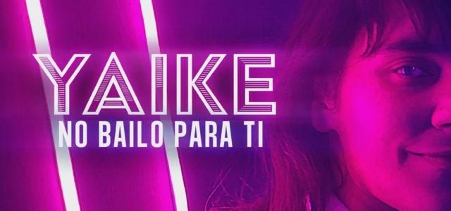 Rap, educación y sueños en camino. Yaike, un orgullo para Alicante.