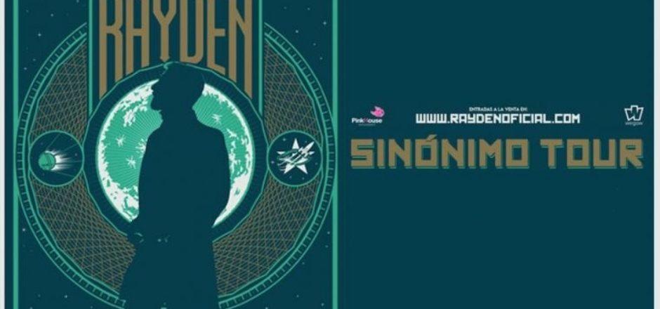 Rayden: Sinónimo Tour