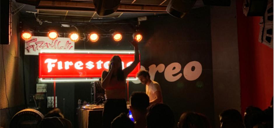 El pasado jueves Delaporte dio un concierto privado en Alicante