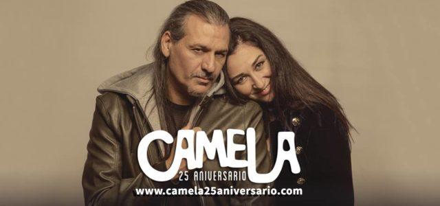 Camela celebra sus 25 años en Alicante