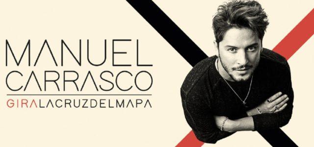 "Manuel Carrasco: Gira ""La cruz del mapa"""