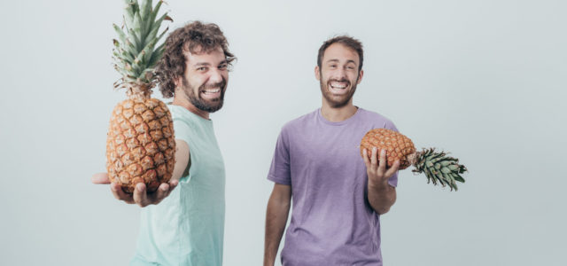 Arnau Griso de vuelta en Alicante con su Revolución Bananera