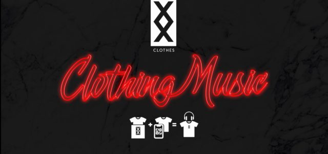 XXCLOTHES: Clothing music [El futuro de la industria]