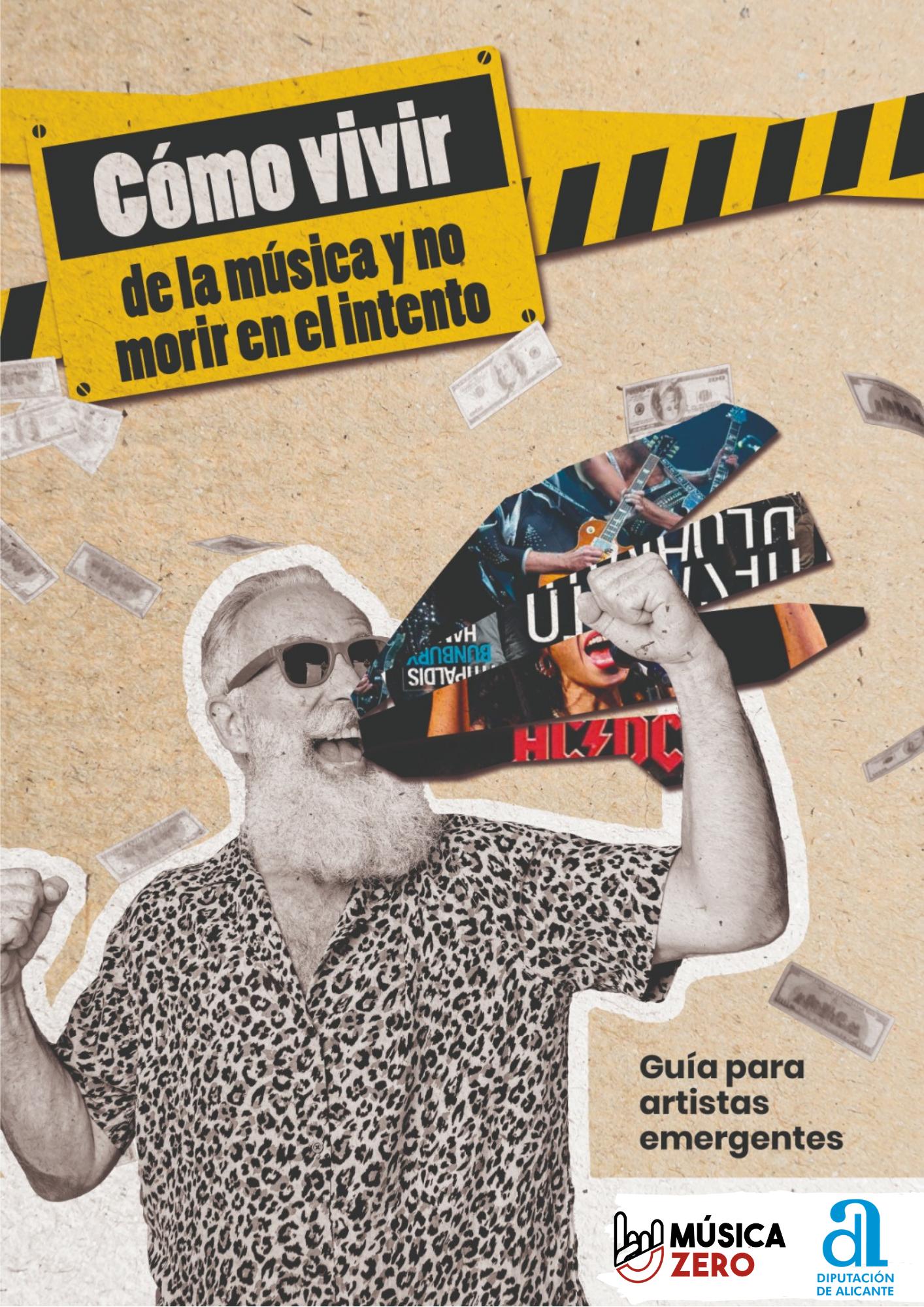 Guia para artistas Emergente Alicante