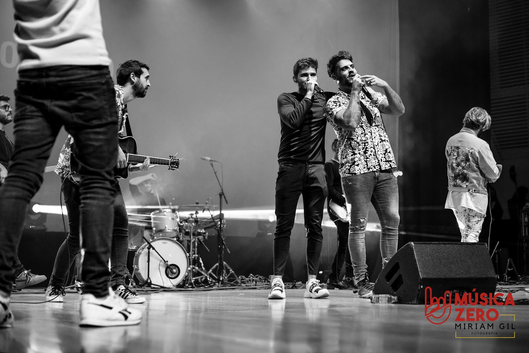 Chico Malo y Bombai concierto en Alicante