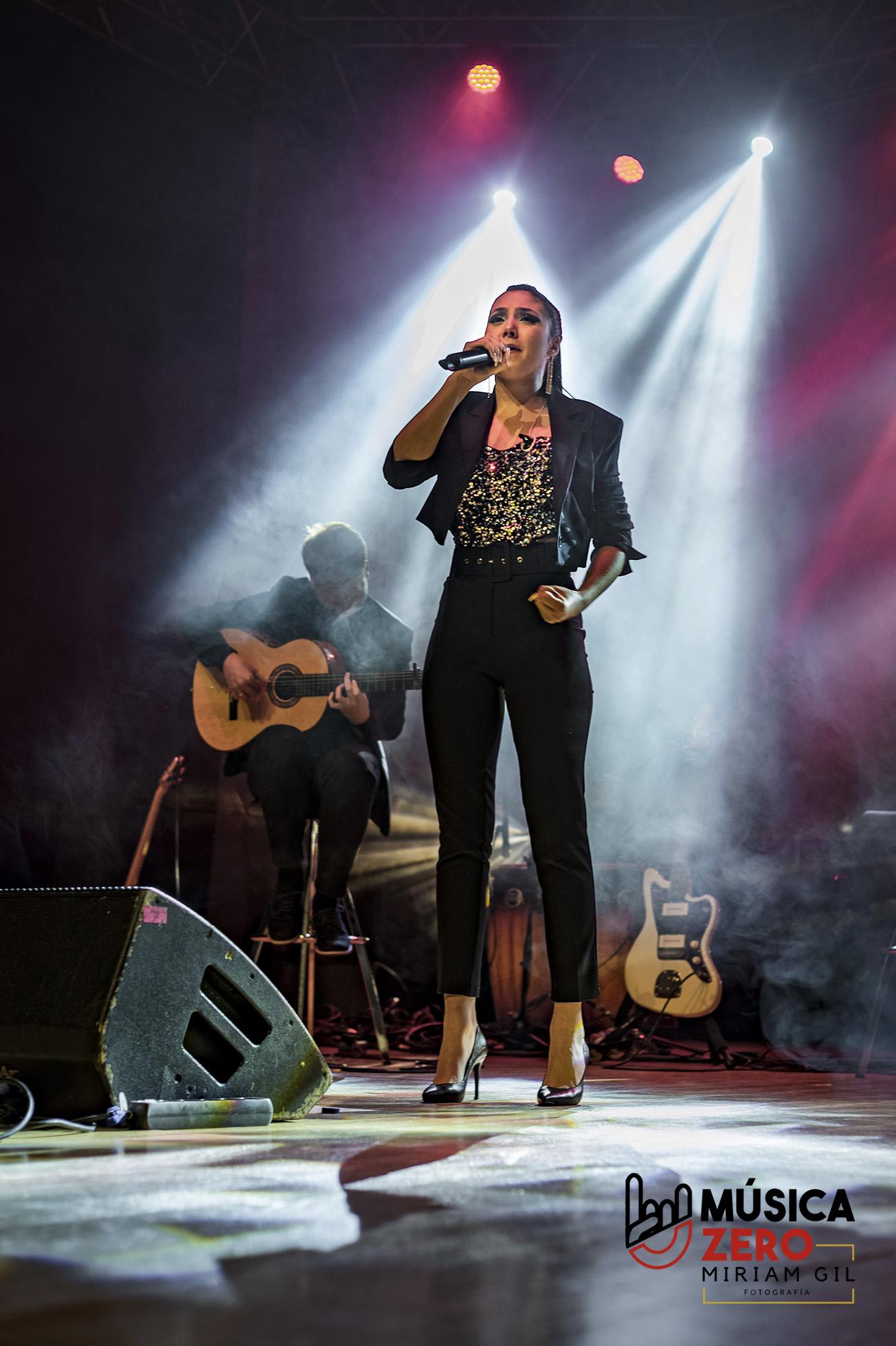 Shakira Martínez concierto en Alicante