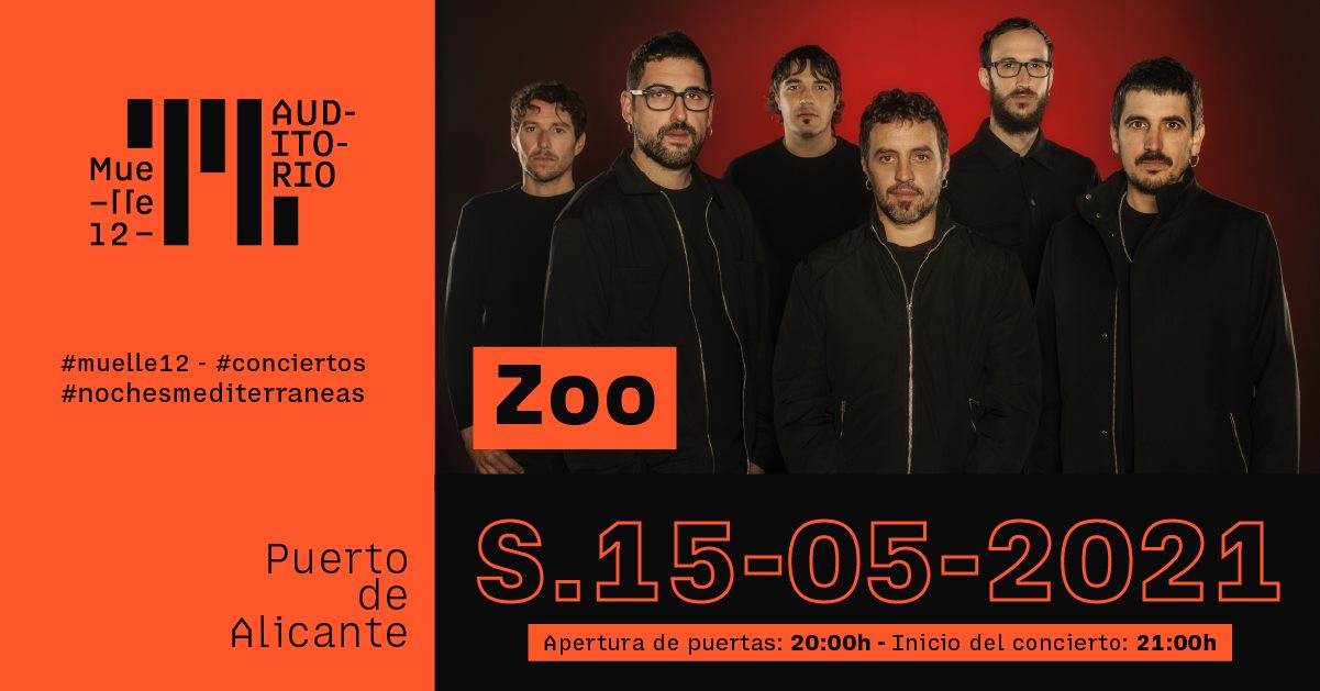 zoo en Muelle 12, Alicante