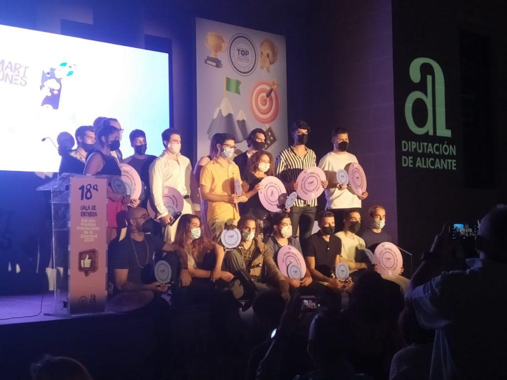 Premios Top Creation 2020